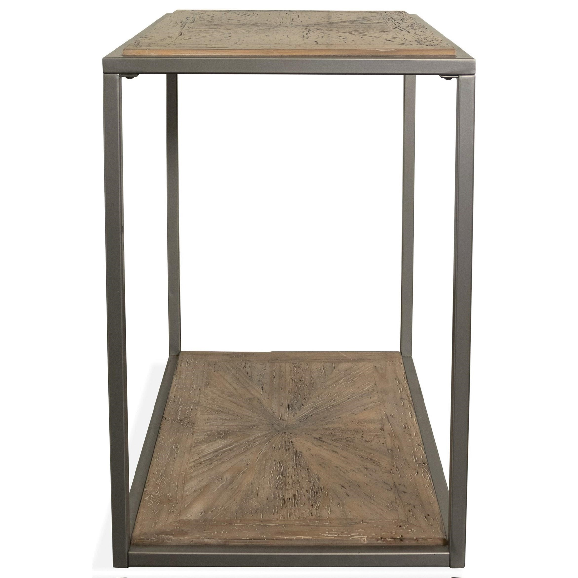 Coronado Rectangle Chairside Table by Riverside Furniture at Wilson's Furniture
