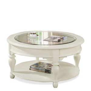 Riverside Furniture Essex Point Round Coffee Table