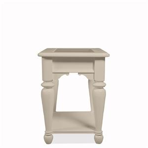 Riverside Furniture Essex Point Side Table