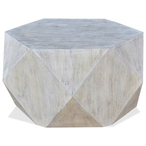 Geometric Cocktail Table