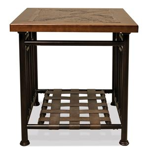 Riverside Furniture Granville End Table