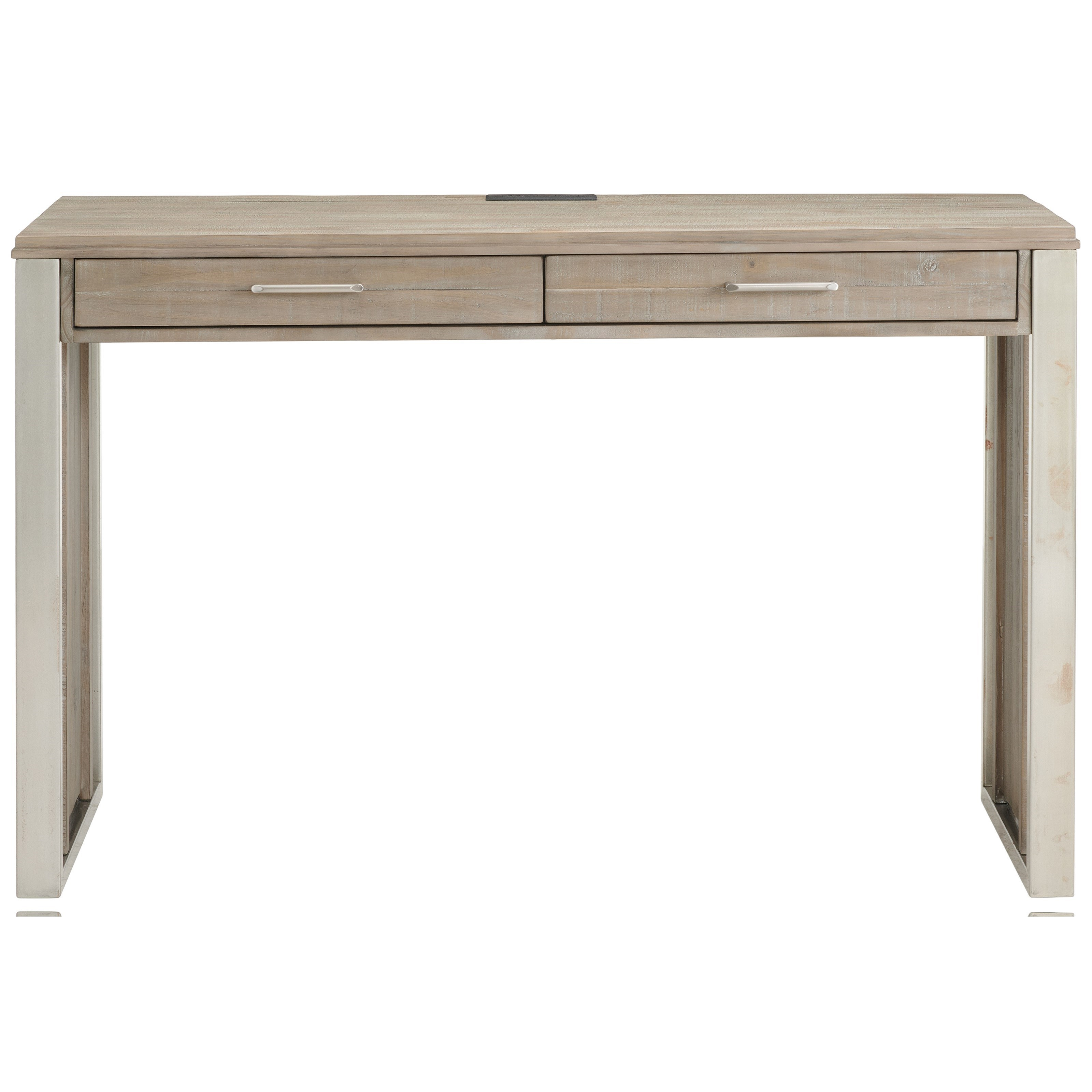 Intrigue Table Desk  by Riverside Furniture at A1 Furniture & Mattress