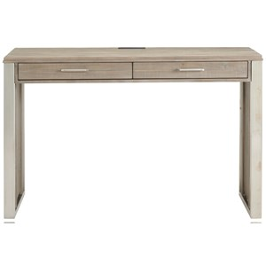 Contemporary Rustic Table Desk