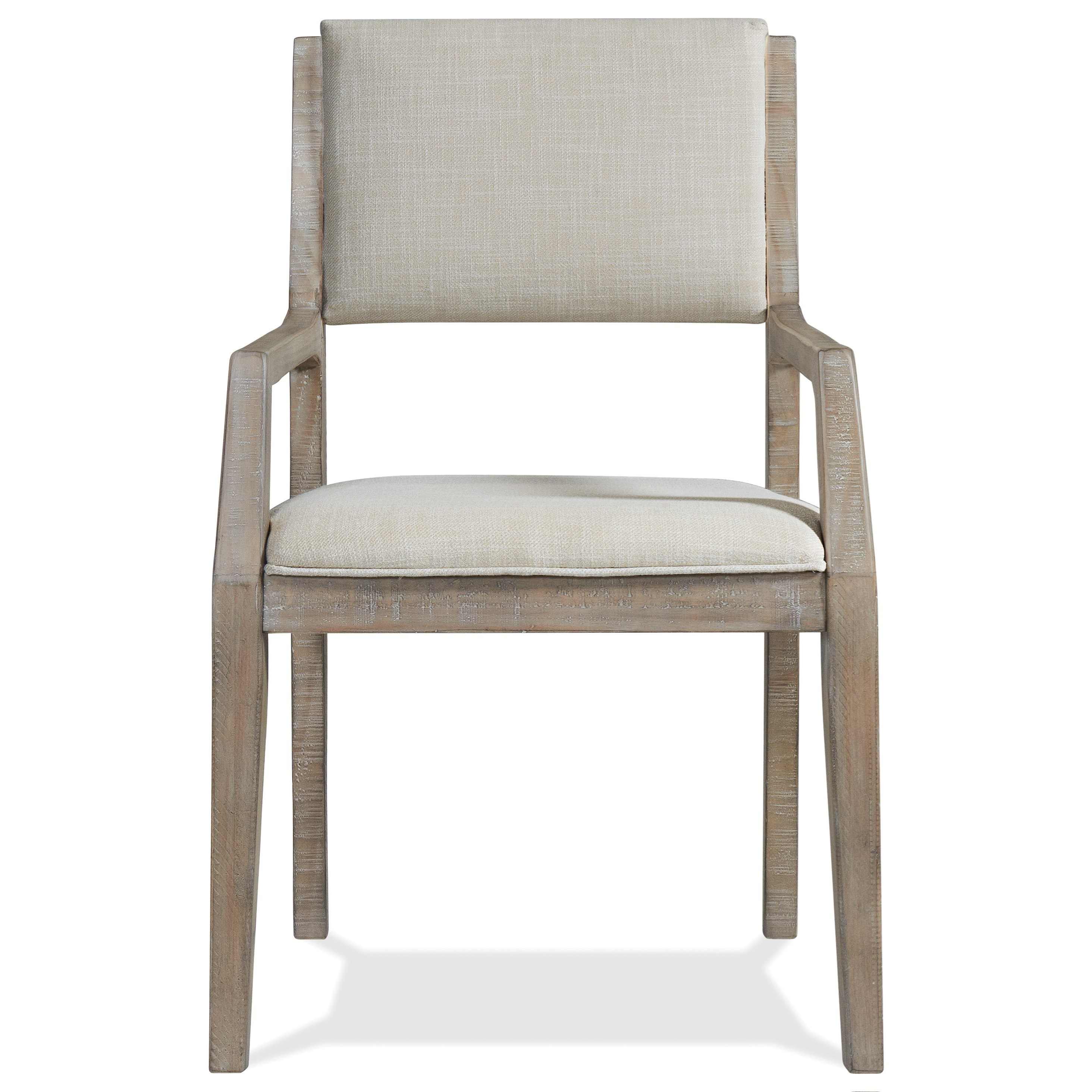 Intrigue Upholstered Arm Chair  by Riverside Furniture at Zak's Home