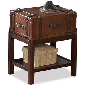 Riverside Furniture Latitudes Chairside Table