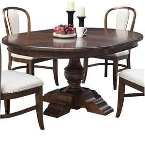 Riverside Furniture Lawrenceville Round Dining Table