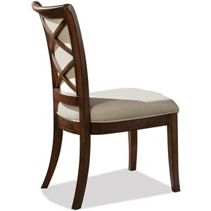 Riverside Furniture Lawrenceville XX Back Side Chair