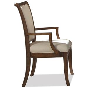 Riverside Furniture Lawrenceville XX Back Arm Chair