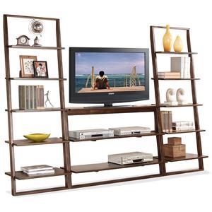 Riverside Furniture Lean Living Entertainment Wall Unit