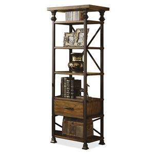 Riverside Furniture Lennox Street Etagere