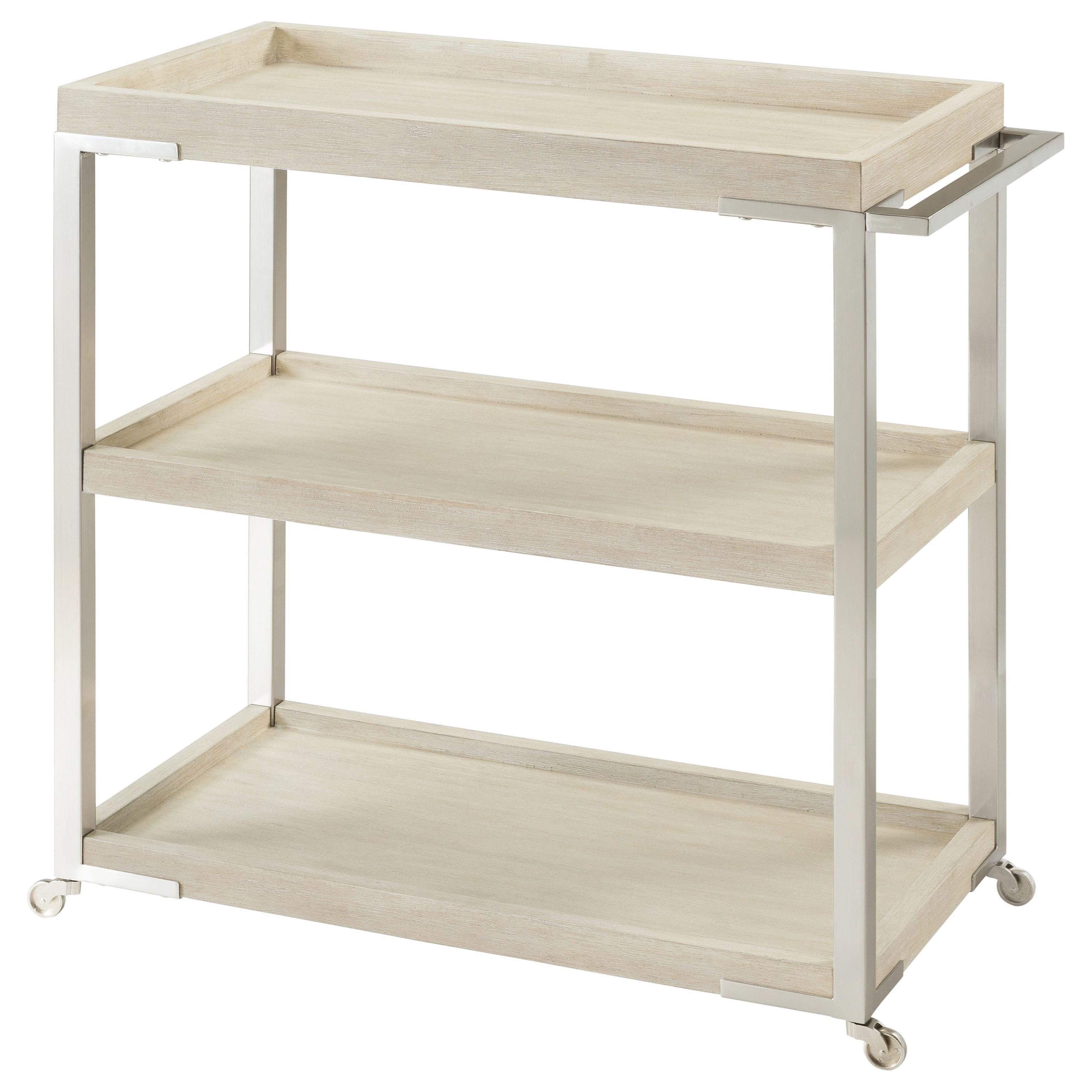 Tray-Top Bar Cart