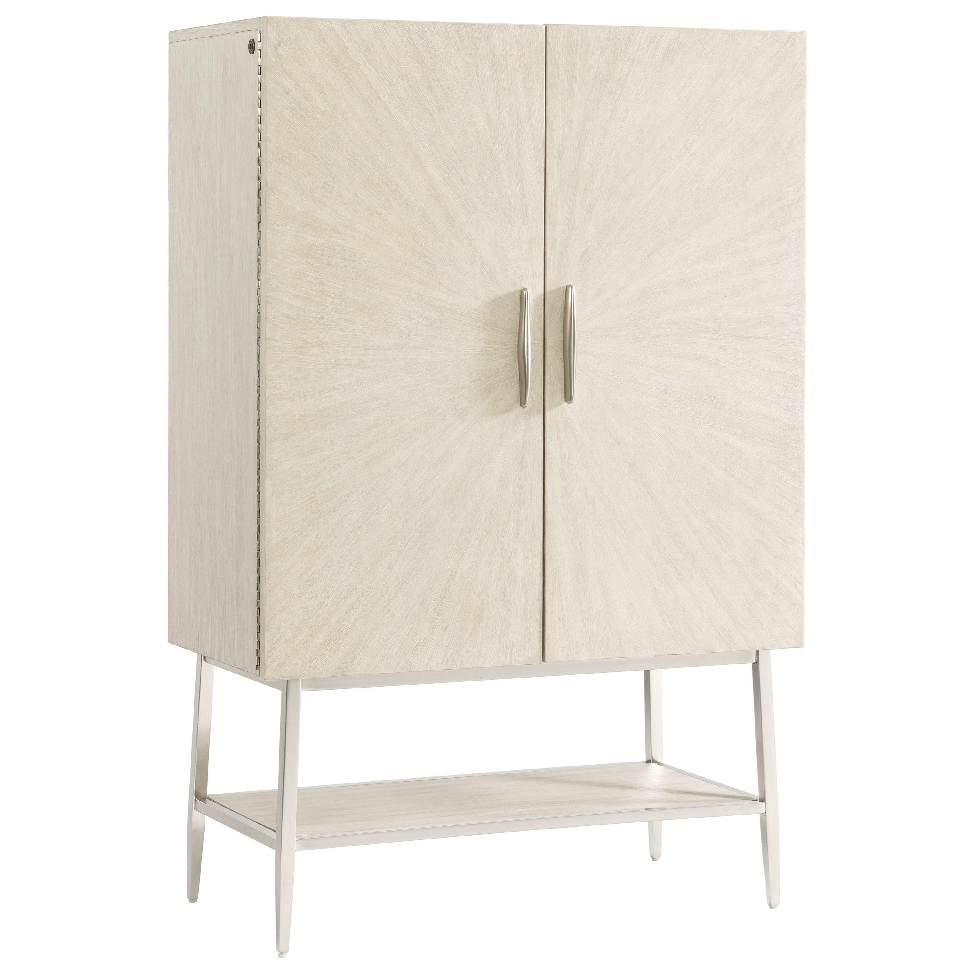 Lilly Bar Cabinet by Riverside Furniture at Baer's Furniture
