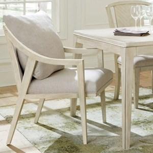 Upholstered Hostess Chair
