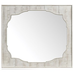 Farmhouse Landscape Mirror
