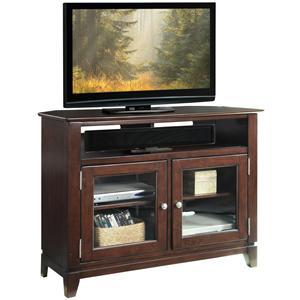Riverside Furniture Marlowe Corner TV Console