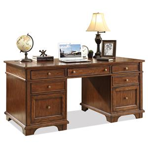 Riverside Furniture Marston Executive Desk