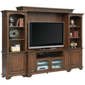 Riverside Furniture Marston Entertainment Wall Unit