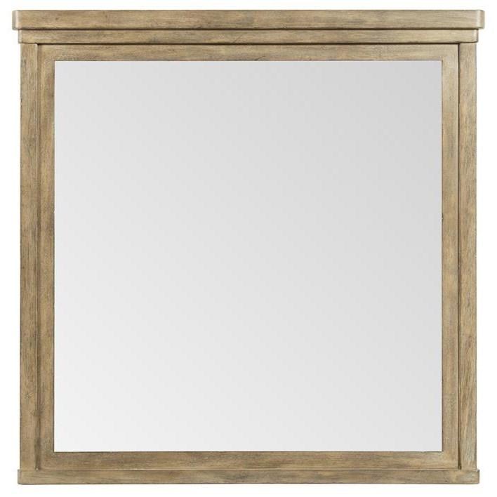 Milton Park Mirror  by Riverside Furniture at Darvin Furniture