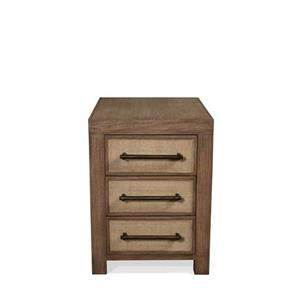Riverside Furniture Mirabelle Chairside Table
