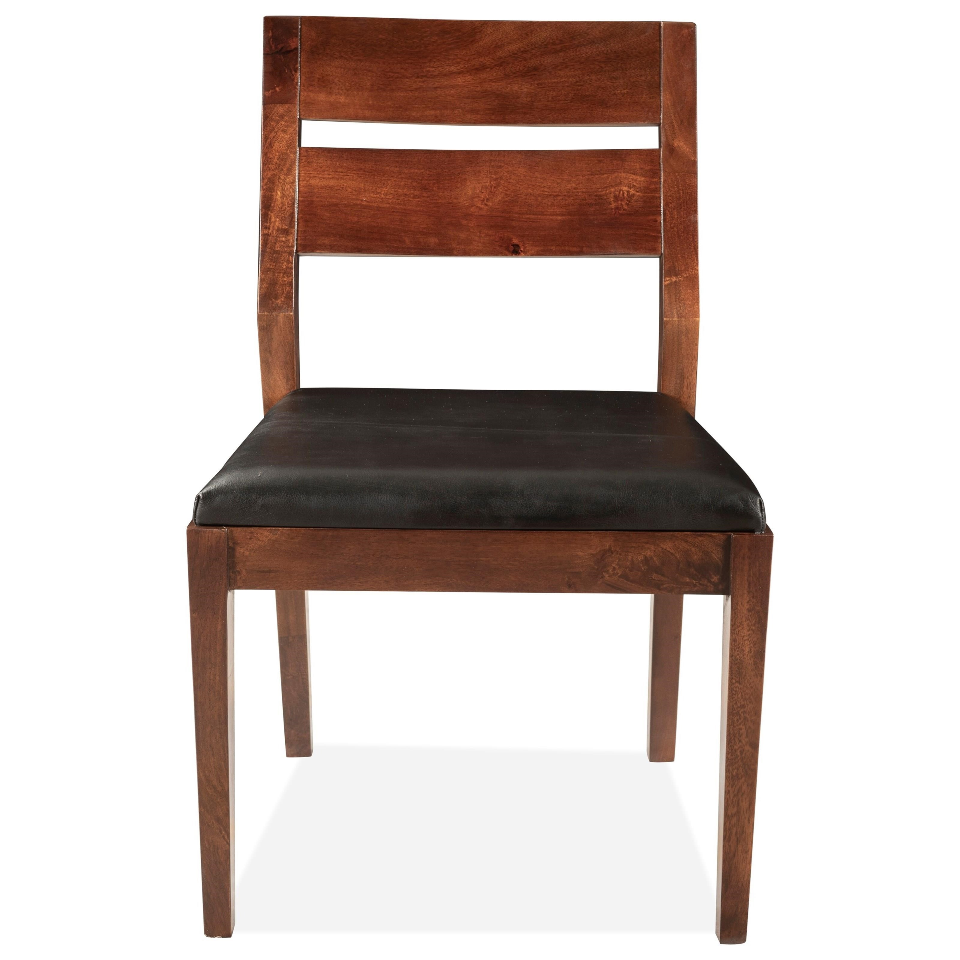 Mix-N-Match Chairs Slt-Bk Uph Side Chair 2in by Riverside Furniture at Zak's Home