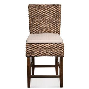 Riverside Furniture Mix-N-Match Chairs WOVEN COUNTER STOOL 2IN