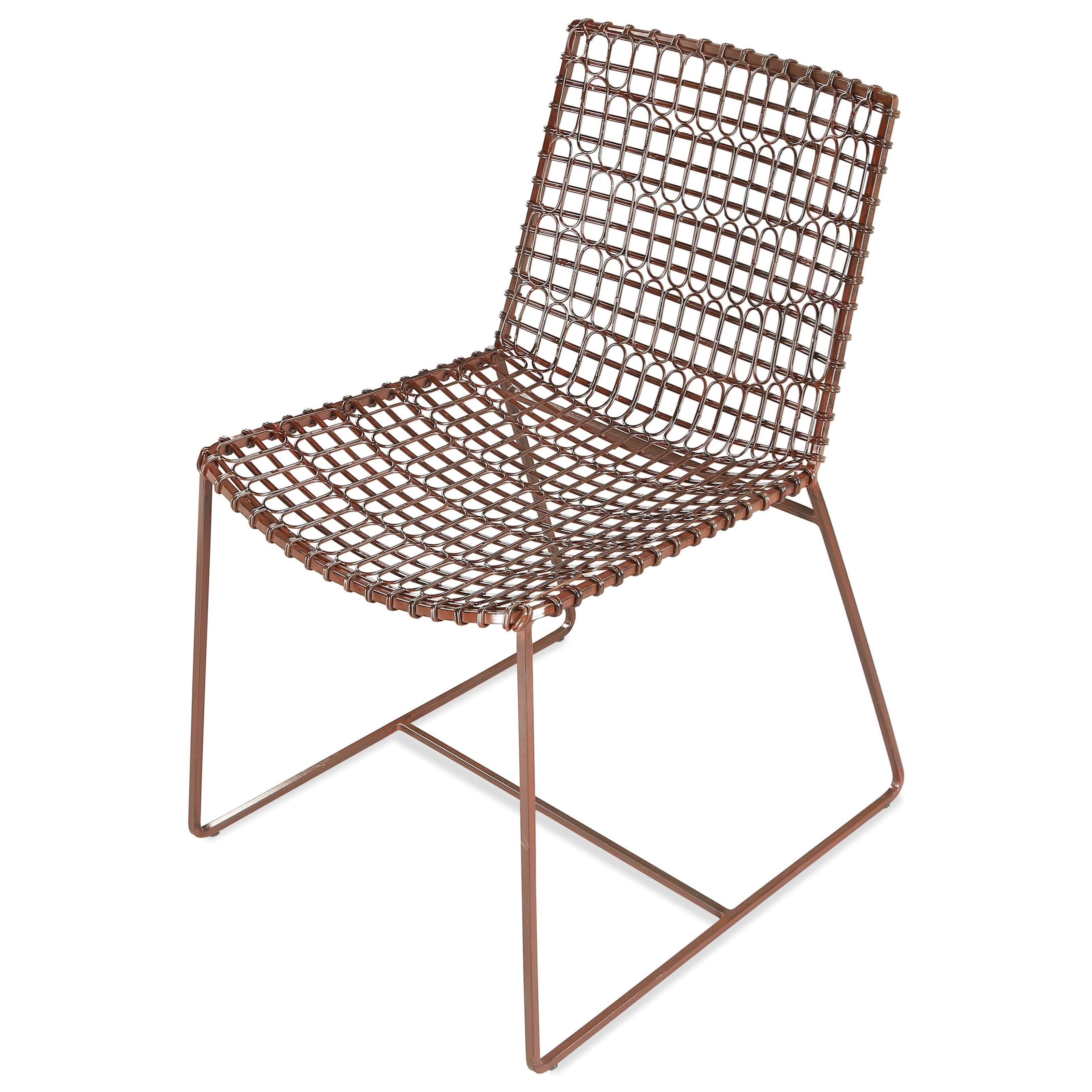 Mix-N-Match Chairs Wire Side Chair by Riverside Furniture at Zak's Home