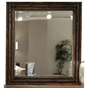 Contemporary Portrait Mirror