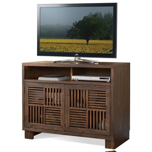 Riverside Furniture Modern Gatherings Media Chest