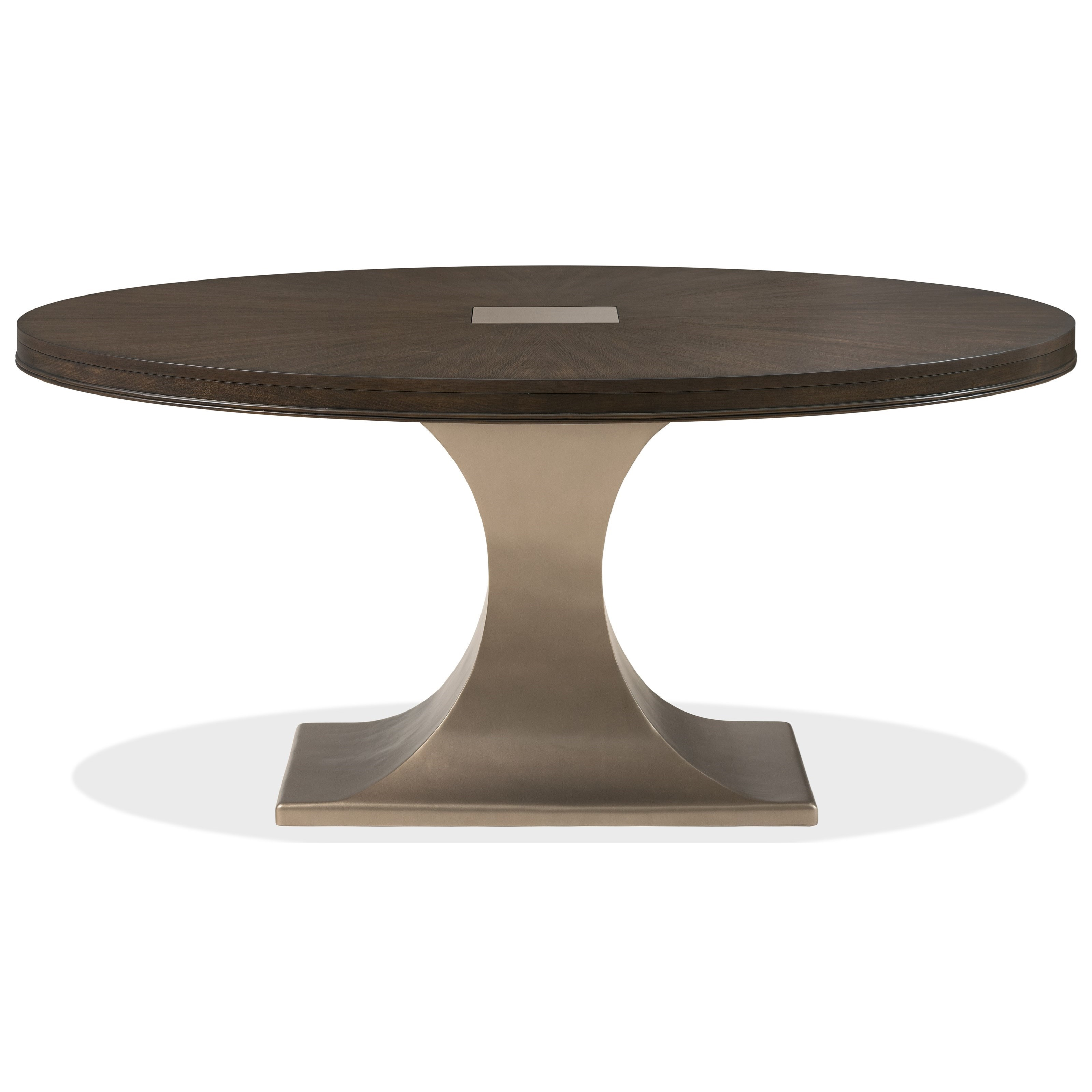 Monterey Oval Dining Table by Riverside Furniture at Zak's Home