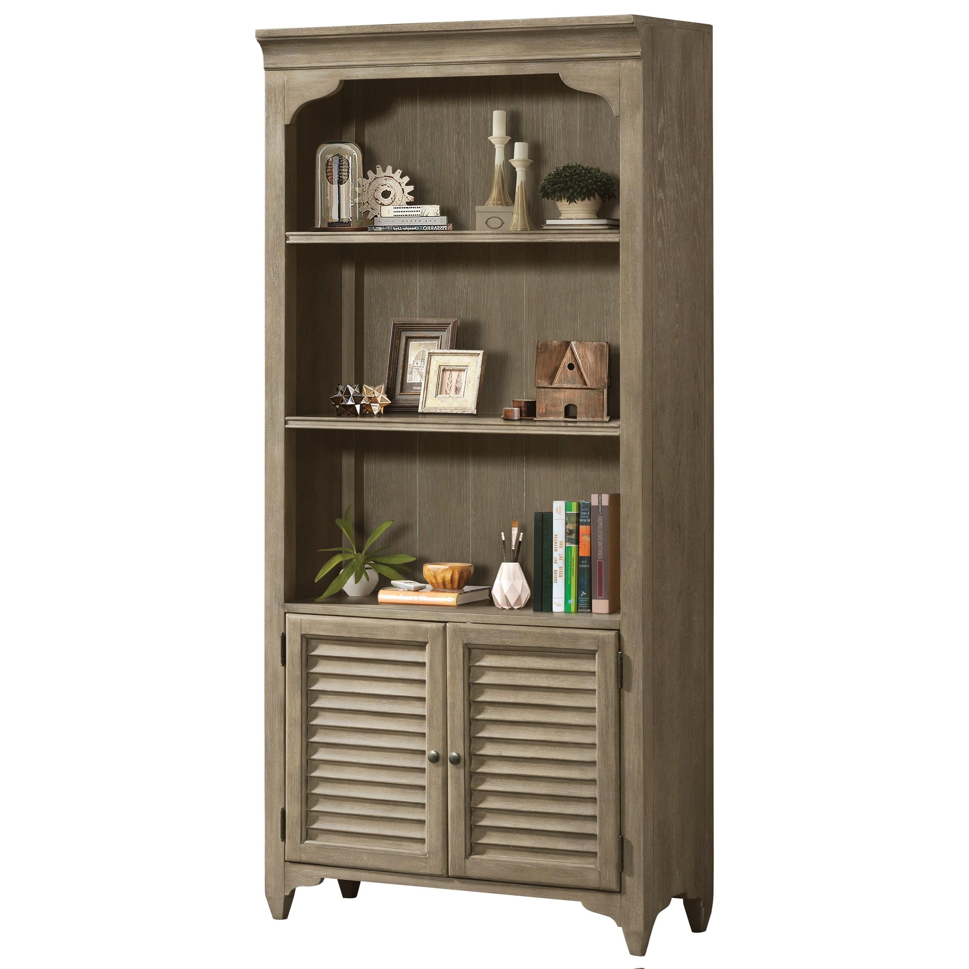 Myra Bunching Bookcase by Riverside Furniture at Mueller Furniture