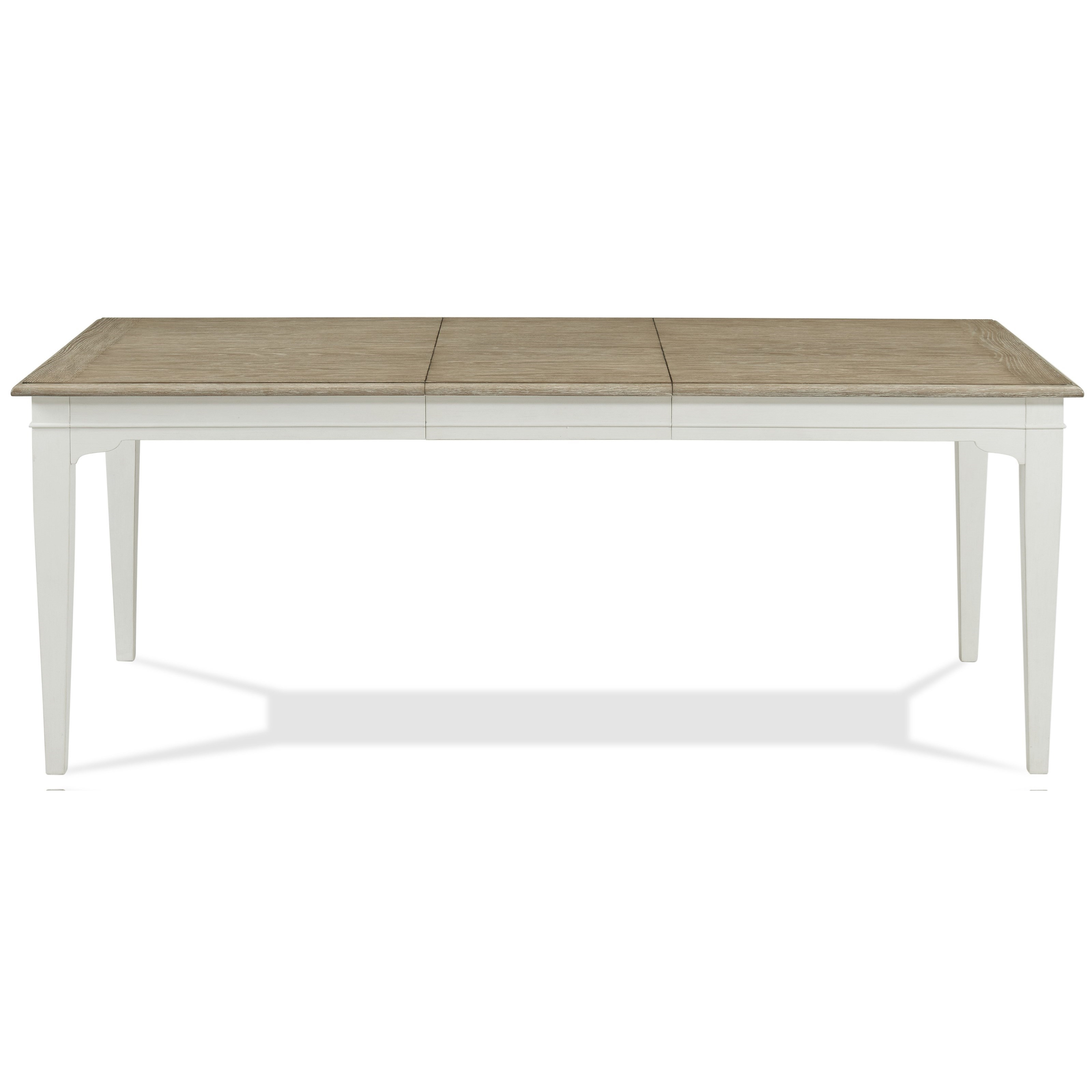 Myra Dining Table by Riverside Furniture at Zak's Home