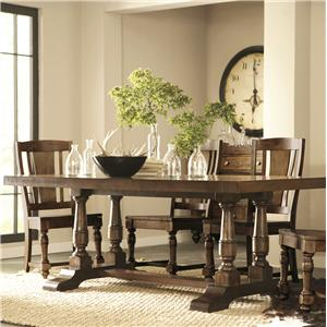 Riverside Furniture Newburgh Rectangular Dining Table