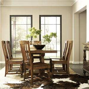 Riverside Furniture Newburgh Table & Chair Set