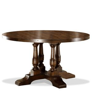 Riverside Furniture Newburgh Round Dining Table