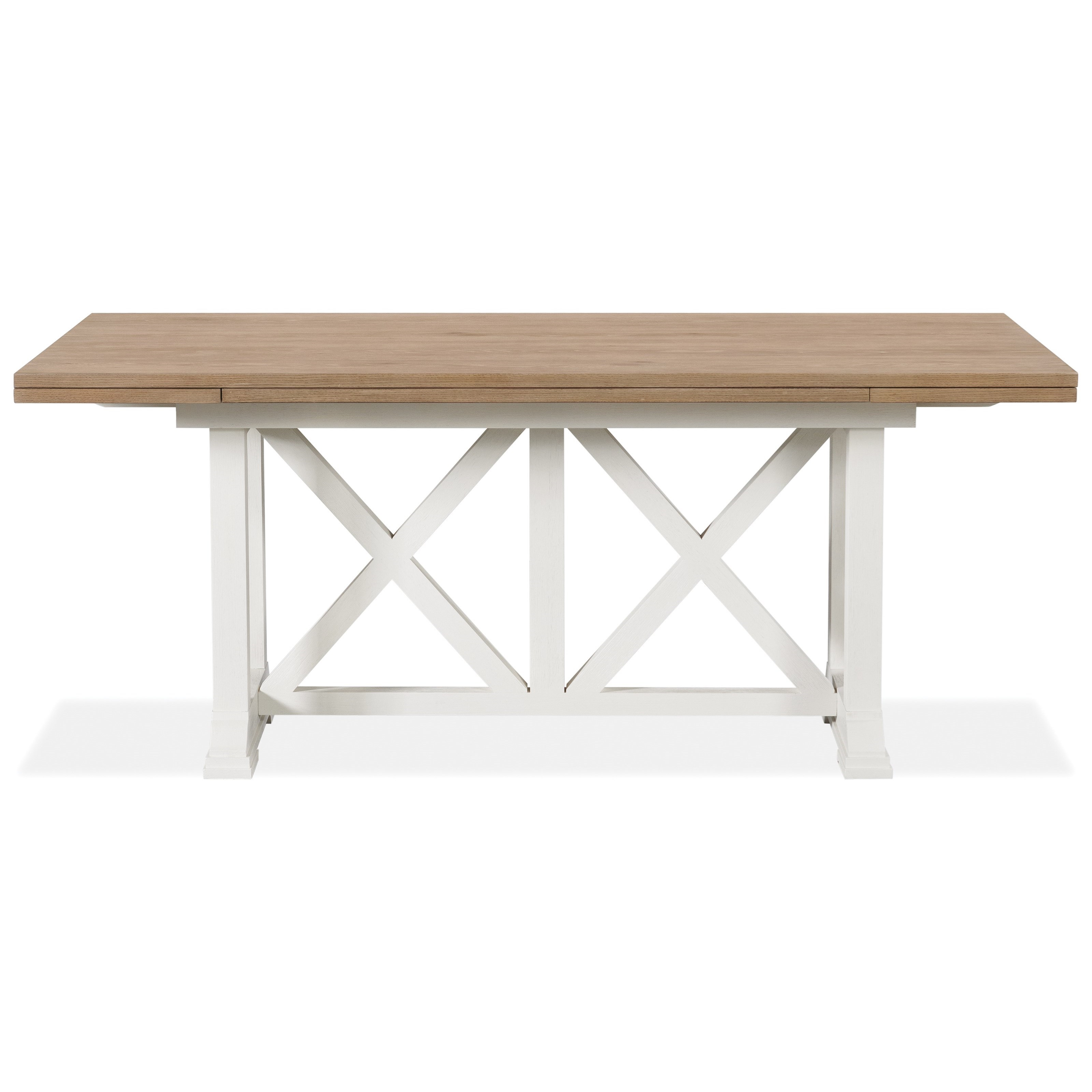 Osborne Rectangle Dining Table by Riverside Furniture at Mueller Furniture