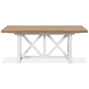 Modern Farmhouse Rectangle Dining Table