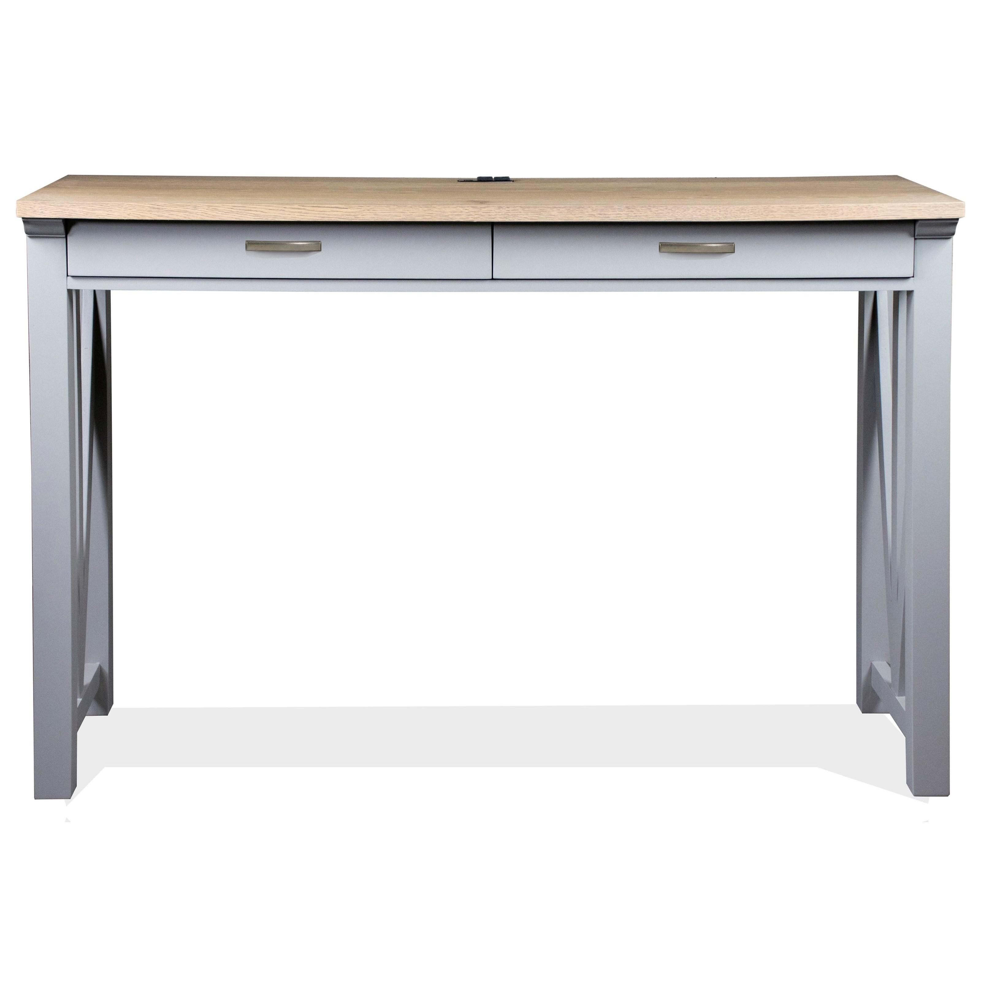 Osborne Writing Desk  by Riverside Furniture at Zak's Home