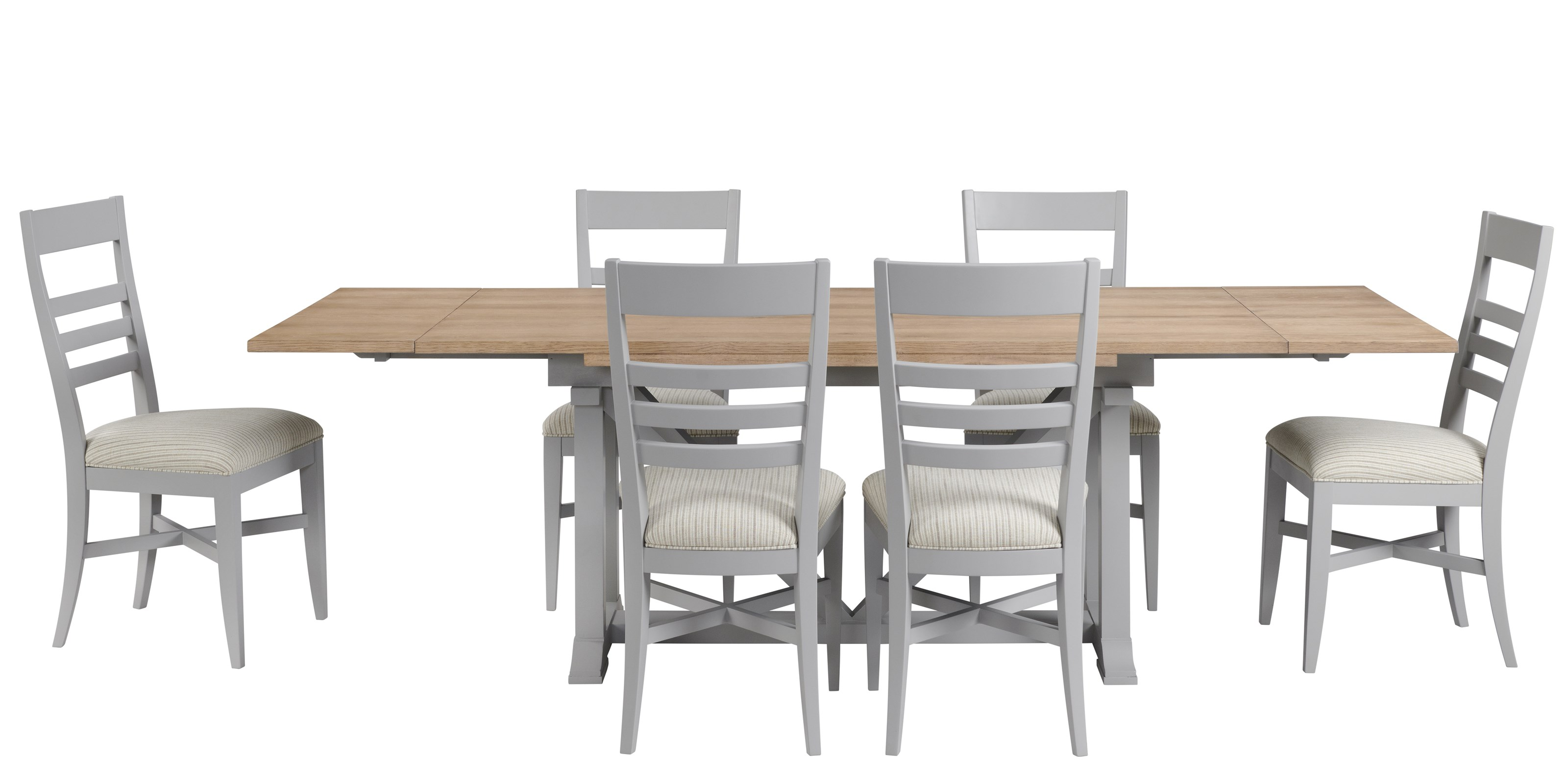 Osborne 7-Piece Dining Set  by Riverside Furniture at Zak's Home