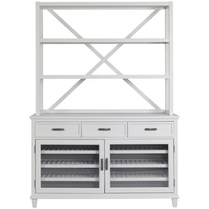 Server with Open Hutch