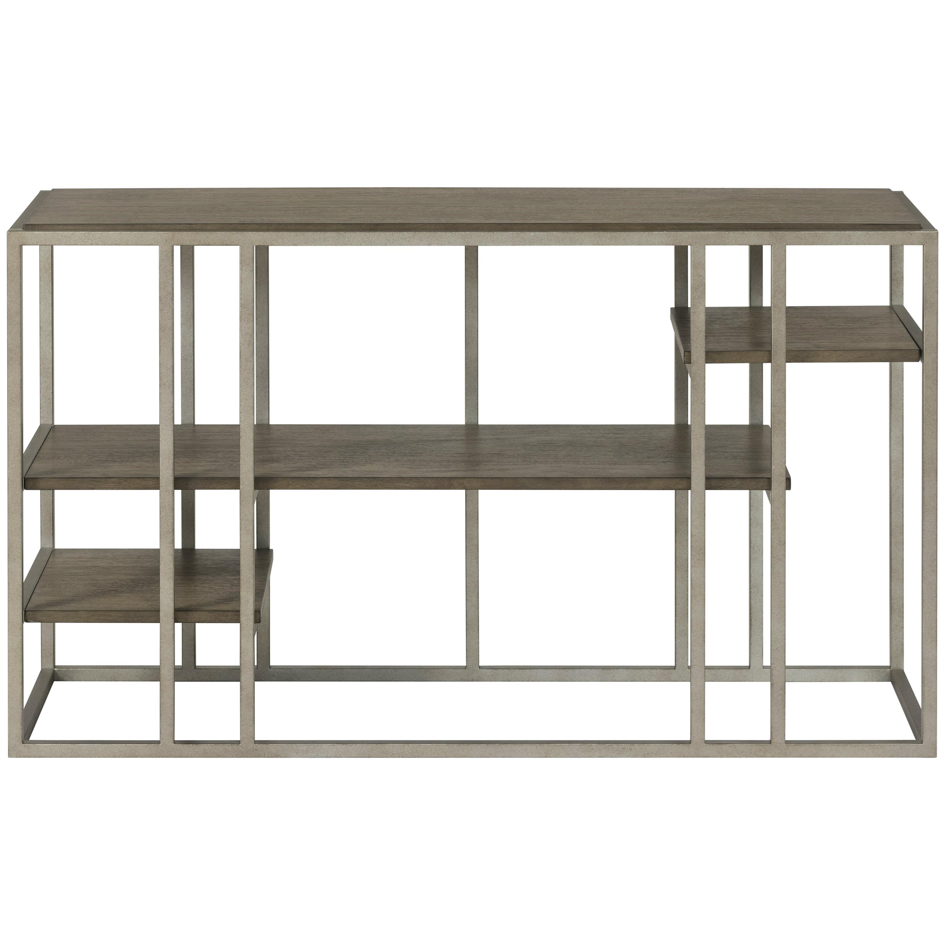Paradigm Sofa Table  by Riverside Furniture at Zak's Home