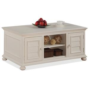 Riverside Furniture Placid Cove Cabinet Cocktail