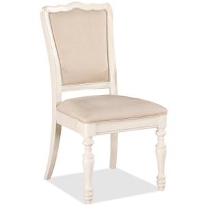Riverside Furniture Placid Cove Upholstered Side Chair