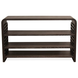 Console Table with 3 Shelves