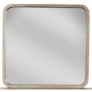 Mirror with Rounded Edge Frame
