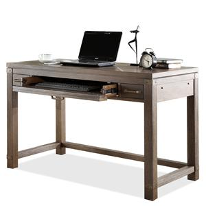 Writing Desk with Pull Out Drawer
