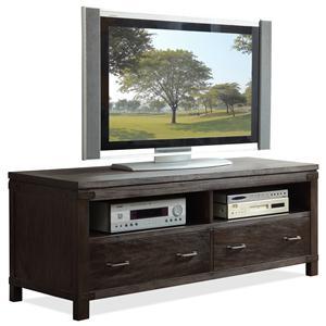 Riverside Furniture Promenade  60-In TV Console