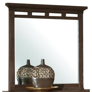 Panel Dresser Mirror