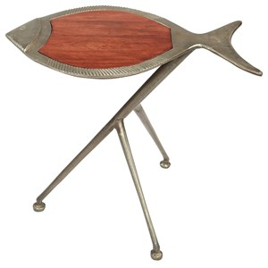 Rustic Fish Table