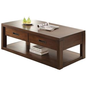 Riverside Furniture Riata Rectangular Cocktail Table