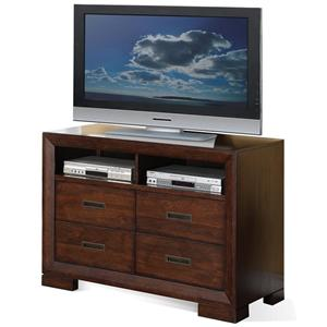 Riverside Furniture Riata Media Chest